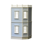 New Haven Two Story Dollhouse Addition Kit (DH37K)