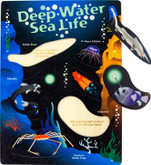 Deep Water Sea Life Lift and Learn Puzzle 42312.
