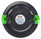 Kettler Fun UFO Saucer Sled - Anthracite (76111).