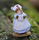 Wee Forest Folk Miniatures - Our Healing Hero (B-33)