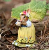 Wee Forest Folk Miniatures - Bluebird of Happiness (B-27)