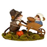 Wee Forest Folk Miniature - Pilgrim Pickup (M-679)