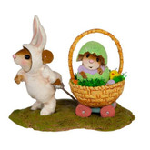 Wee Forest Folk Miniatures - Easter Welcome Wagon (M-668)