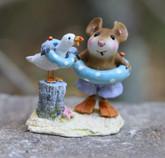 Wee Forest Folk Miniatures - Beach Buddies (M-691a)