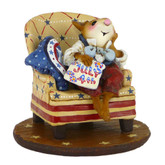 Wee Forest Folk Miniature - Nathan's Armchair Reflections (CM-3s)
