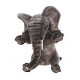 Hansa Elephant, Sitting Cuddly 13'' (5487)