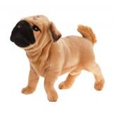 Hansa Pug Dog, 15''L x 11''H (5951)