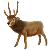 Hansa Brown Reindeer, 20''H (6194)