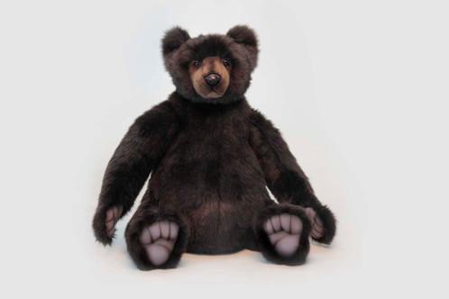 Hansa Brown Teddy Bear, Tommy 36'' (6368)