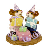 Wee Forest Folk Miniature - Party Kids (M-224a)