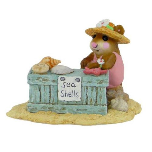Wee Forest Folk Miniature - Shelley (M-235-Pink)