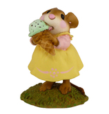 Wee Forest Folk Miniature - Yummy! (M-277-Yellow)