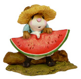Wee Forest Folk Miniature - Farm Boy (M-283)