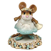 Wee Forest Folk Miniature - Jingle Belle (M-304b)