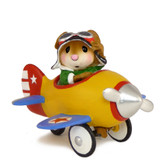 Wee Forest Folk Miniature - Pedal Plane (M-309)