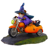 Wee Forest Folk Miniature - Spooky Speeder (M-314c)