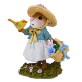Wee Forest Folk Miniature - Sweet Songbird (M-321c)