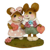 Wee Forest Folk Miniature - Young Love (M-331)