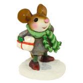 Wee Forest Folk Miniature - Squire's Little Friend (M-342a)