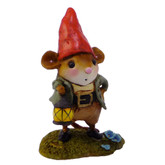 Wee Forest Folk Miniature - Garden Gnome (M-391)