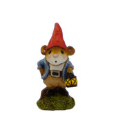 Wee Forest Folk Miniature - Gnome Statue (M-393)