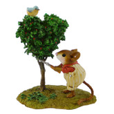 Wee Forest Folk Miniature - Spruce Up (M-397)