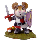 Wee Forest Folk Miniature - Halloween Knight (M-400)