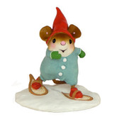Wee Forest Folk Miniature - Mouse Tracks (M-402)