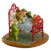 Wee Forest Folk Miniature - His Creature Comforts (M-412b)