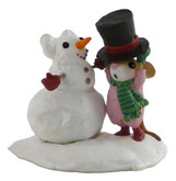 Wee Forest Folk Miniature - Hat Trick (M-428)