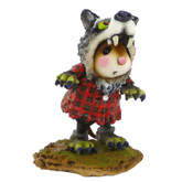 Wee Forest Folk Miniature - Were's the Wolf? (M-441)