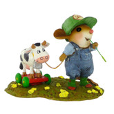 Wee Forest Folk Miniature - Timothy and Belle (M-445)