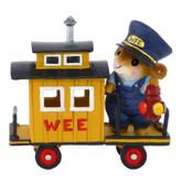 Wee Forest Folk Miniature - Caboose (M-453e)