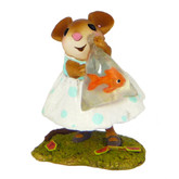 Wee Forest Folk Miniature - Prize Catch (M-468)