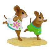 Wee Forest Folk Miniature - Last One In! (M-486)