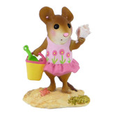 Wee Forest Folk Miniature - Conch Quest (M-487)