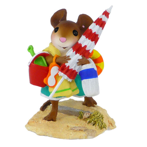Wee Forest Folk Miniature - Here Comes the Fun! (M-488)