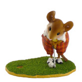 Wee Forest Folk Miniature - Puttering Around (MS-30)