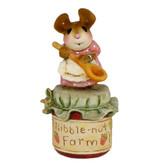 Wee Forest Folk Miniature - Li'l Jar of Jam (TM-2)