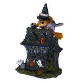 Wee Forest Folk Miniature - Wee Witchy's Haunt (TM-7)