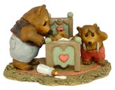 Wee Forest Folk Miniatures - Father's Night (BB-5)