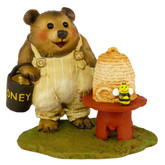 Wee Forest Folk Miniature - Honey Bear (BB-11)