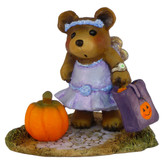 Wee Forest Folk Miniature - Halloween Fairy Bear (BB-15)