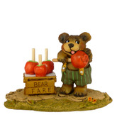 Wee Forest Folk Miniature - The Bear Faire (BB-16)