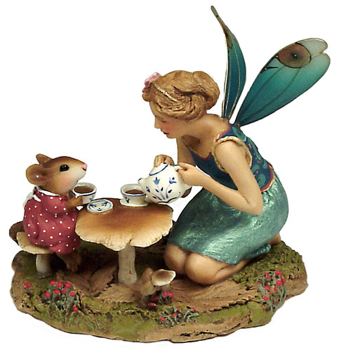Wee Forest Folk Miniature - Just A Wee Drop (FY-1)