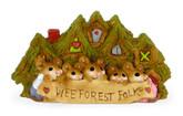 Wee Forest Folk Display Plaque (WFFDP)