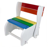 Holgate Classic Wooden Step Stool Chair