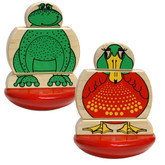 Holgate Frog / Duck Mix & Match Stacking Toy