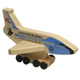 Holgate Airforce One Airplane - Carter (HZ2014)