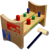 Holgate Bingo Bed Pounding Peg Board Toy